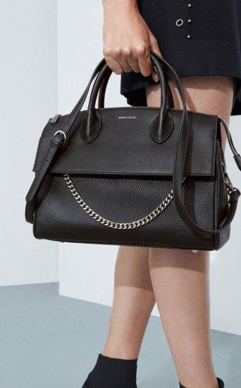 Chain Detail Bag