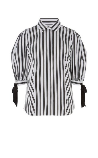 Camisa manga globo