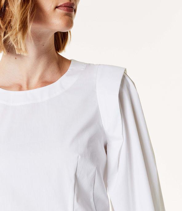 Camisa detalle cintura