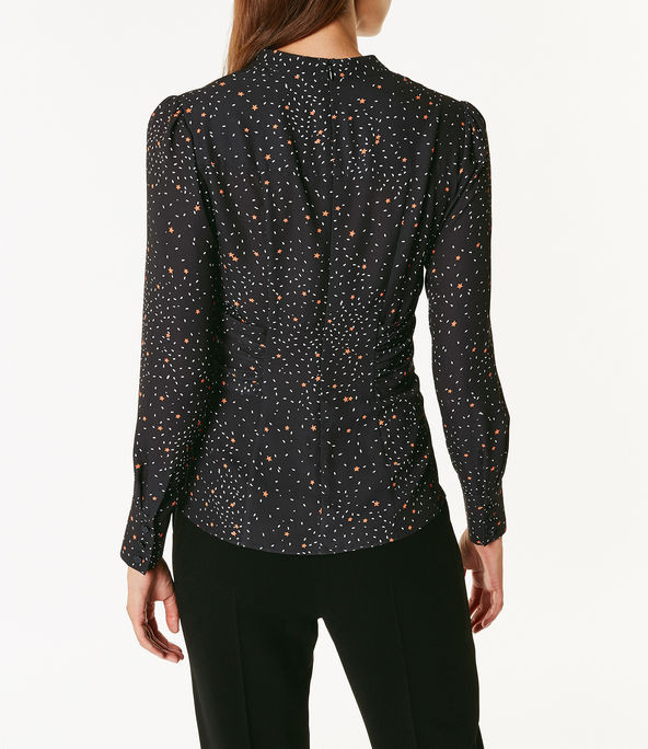Blusa estampado estrella