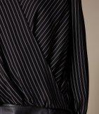 Blusa rayas suaves