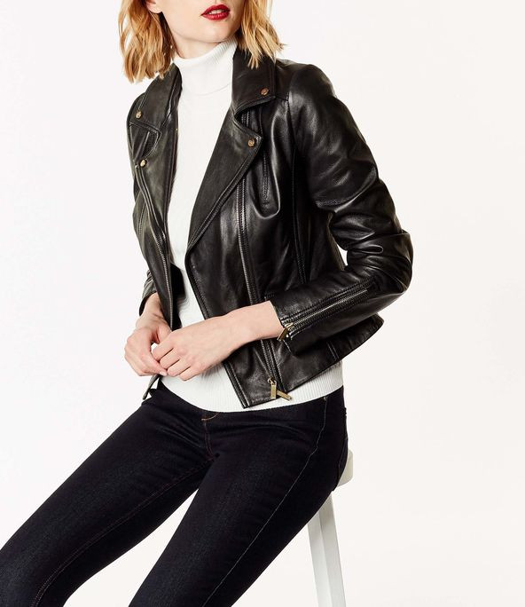 Biker jacket perfecto piel