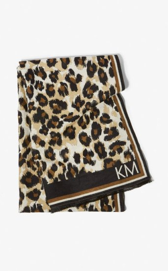 Fular leopardo