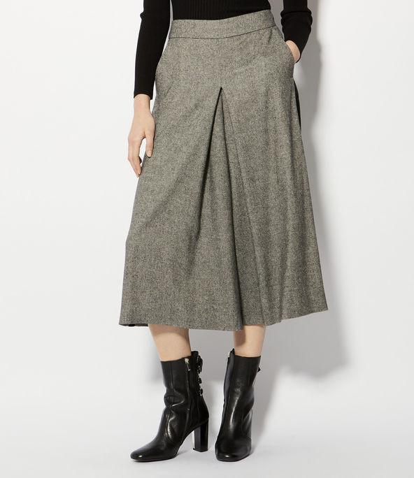 Pantalones sastre acortados