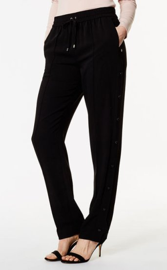 Suaves pantalones sastre