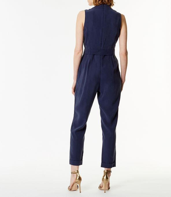 Jumpsuit sastre azul