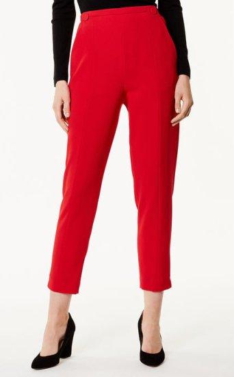 Pantalones acento cintura