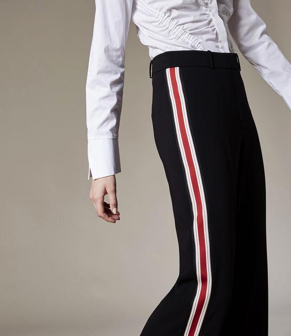 Pantalones anchos deportivos