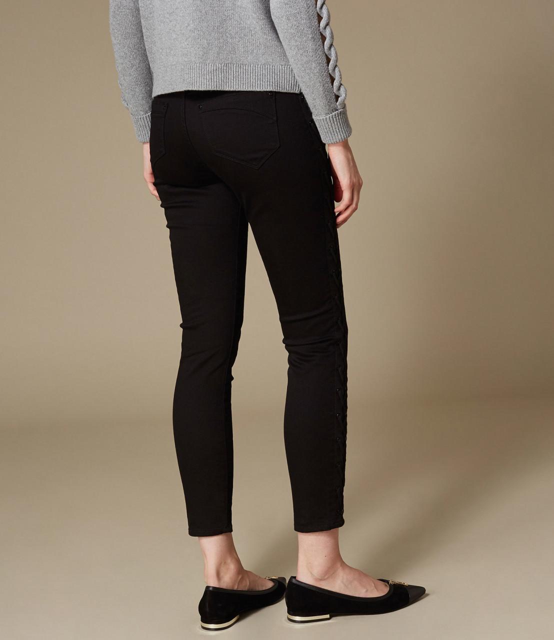 Jeans cordones