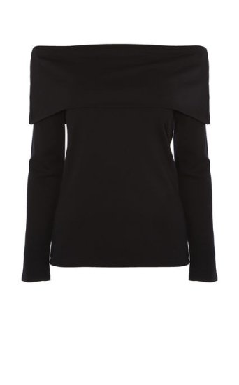 Top Jersey Bardot