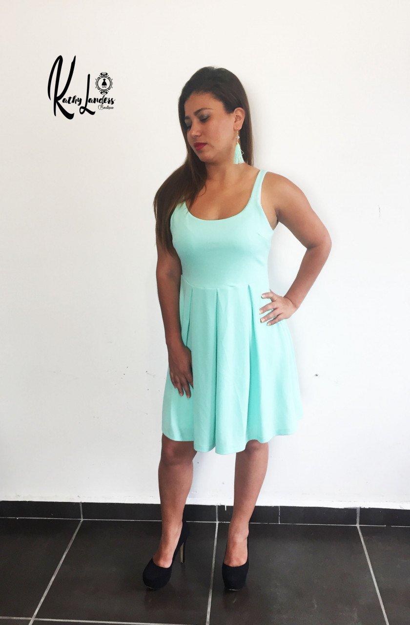 Imagenes de vestidos verde agua