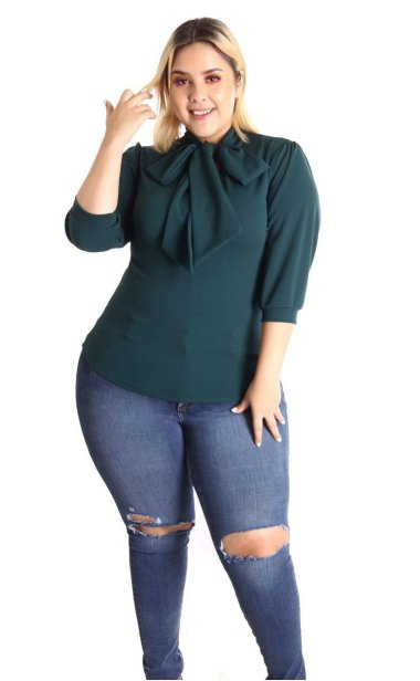 BLUSA IMPERIAL  VERDE