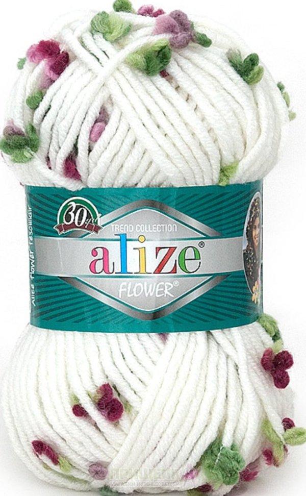 Flower Blanco 5071