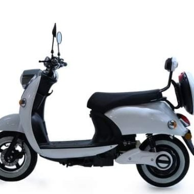 SCOOTER RETRO 2021
