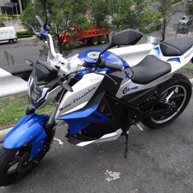 MOTOCICLETA URBANA  Z 200