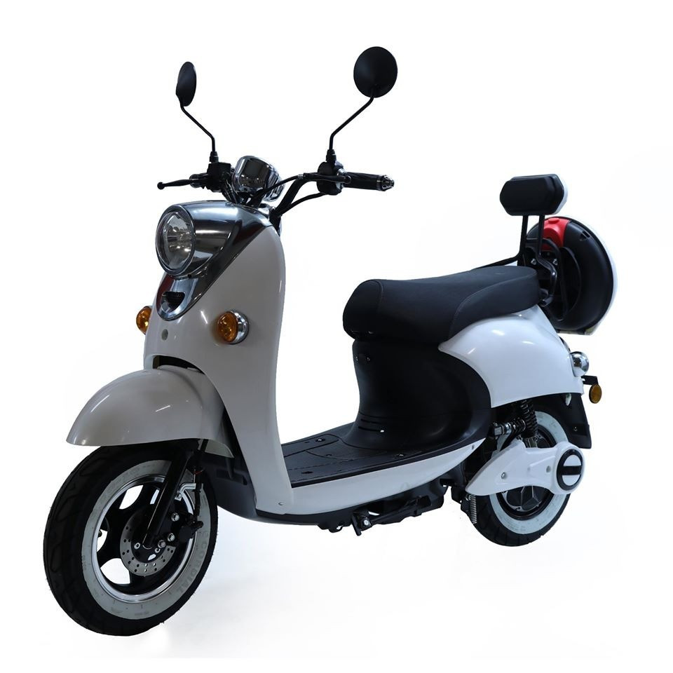 SCOOTER RETRO 2020
