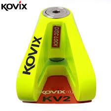 CANDADO DE SEGURIDAD DE DISCO PARA MOTO KOVIX KVS/C2 14MM