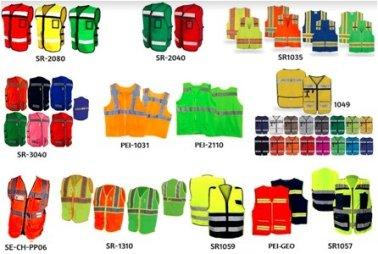 Chalecos de Seguridad en Proveedora de Equipo Industrial de Protección Personal SA de CV