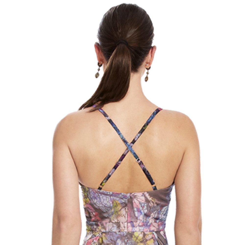 Geral vestido largo espalda descubierta
