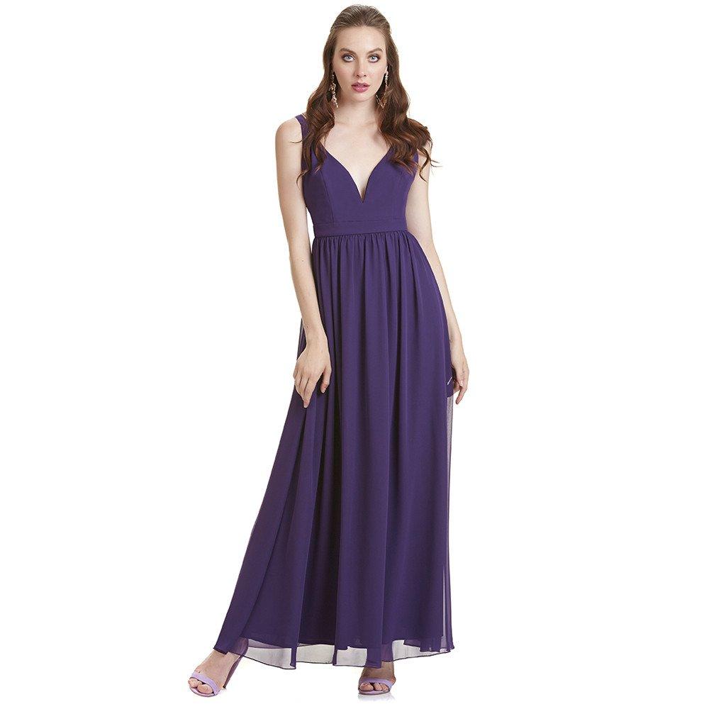 Talia vestido largo espalda descubierta