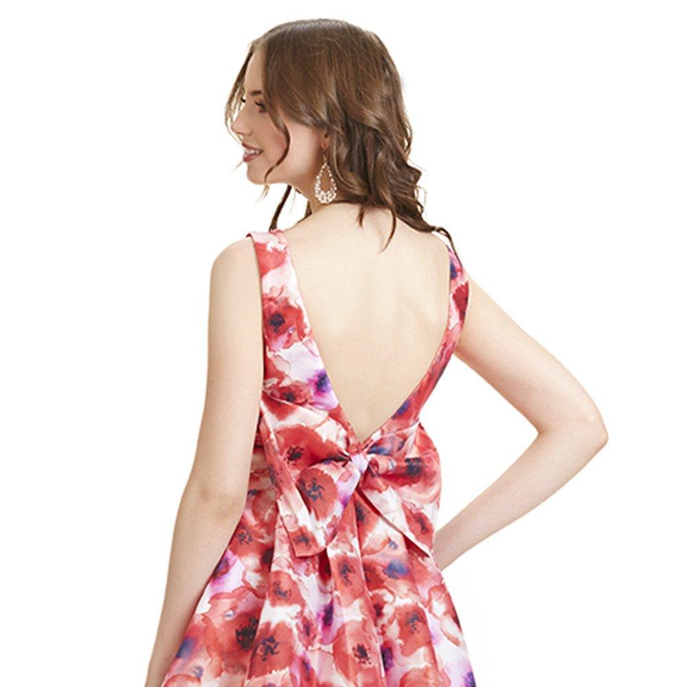 Penélope vestido corto espalda descubierta