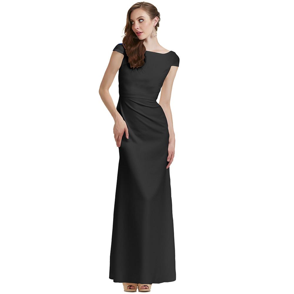 Elina vestido largo escote en espalda