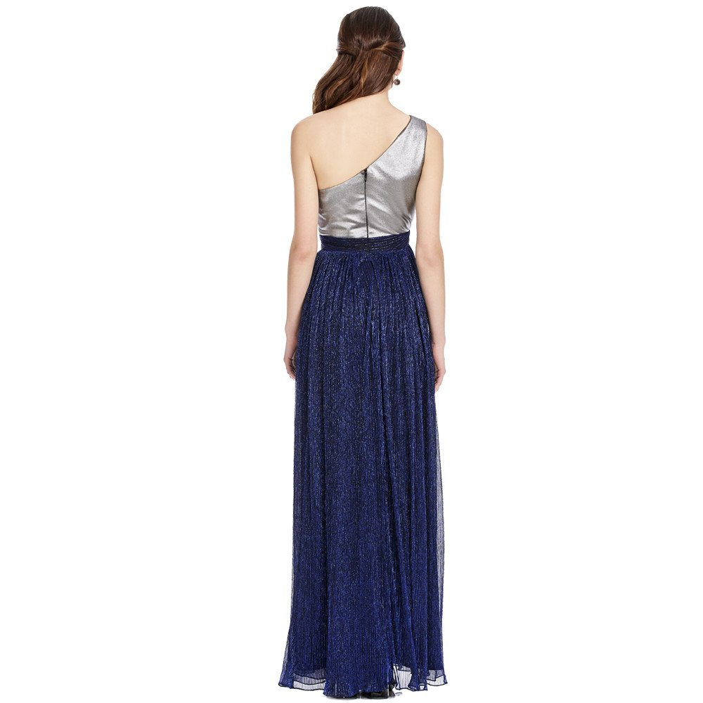 Jane vestido largo talle línea
