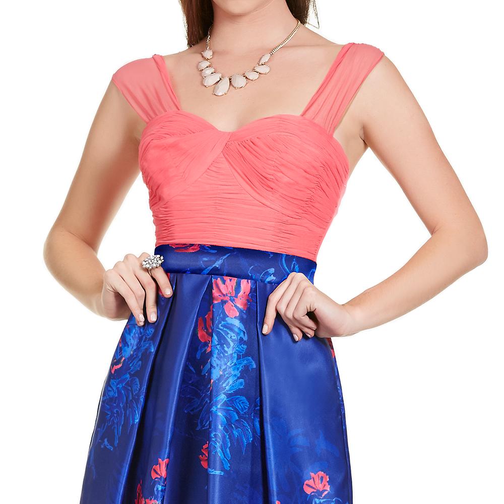 Carlota vestido largo bolsas laterales