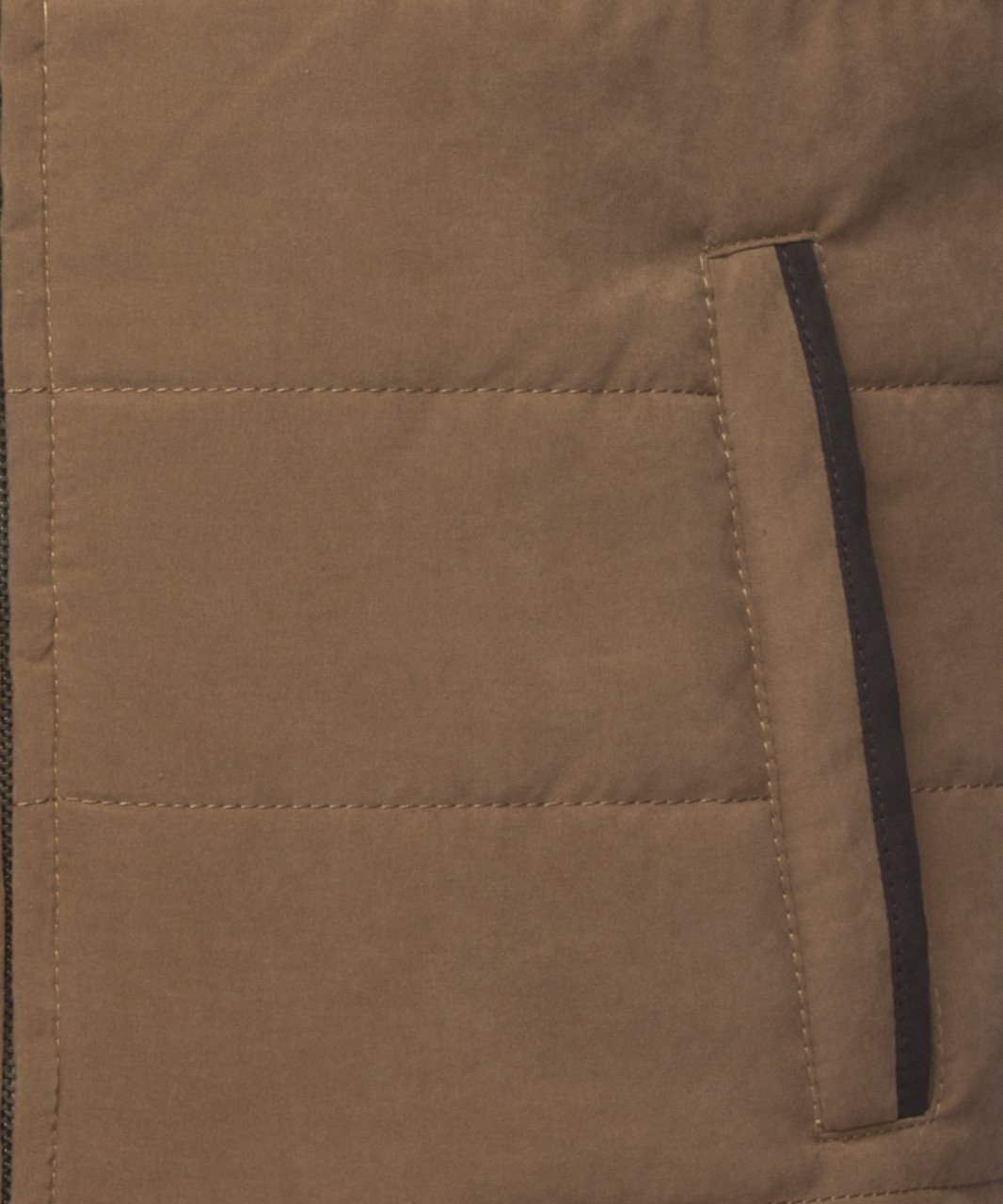 Chaleco Casual Color Beige