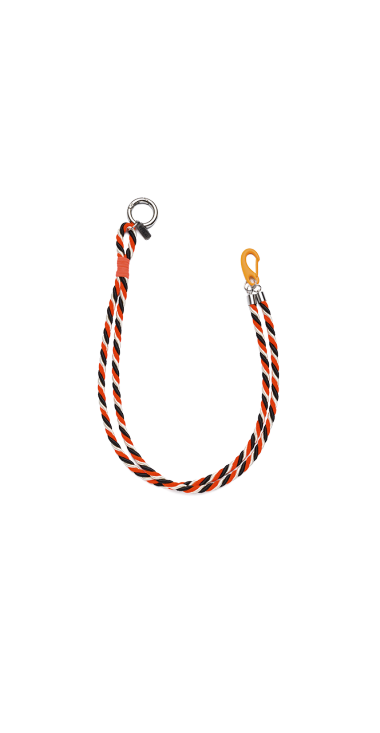 INTERLACED CORD JEANS CHAIN
