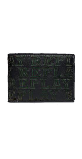 Lasered wallet