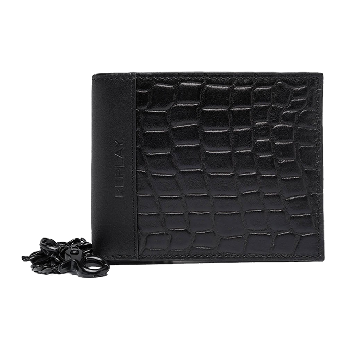 REPLAY LEATHER WALLET