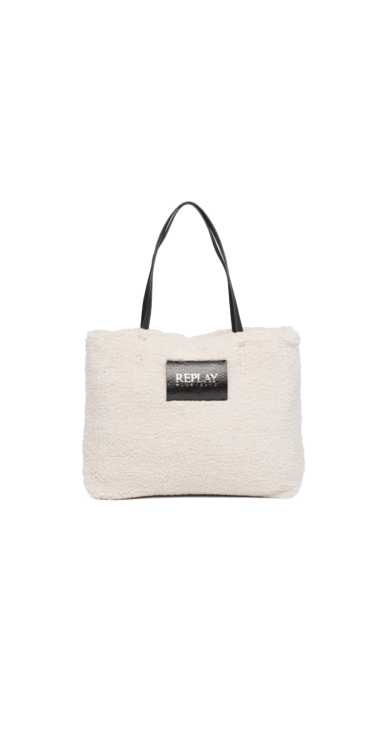PU BAG WITH PUDDED EFFECT