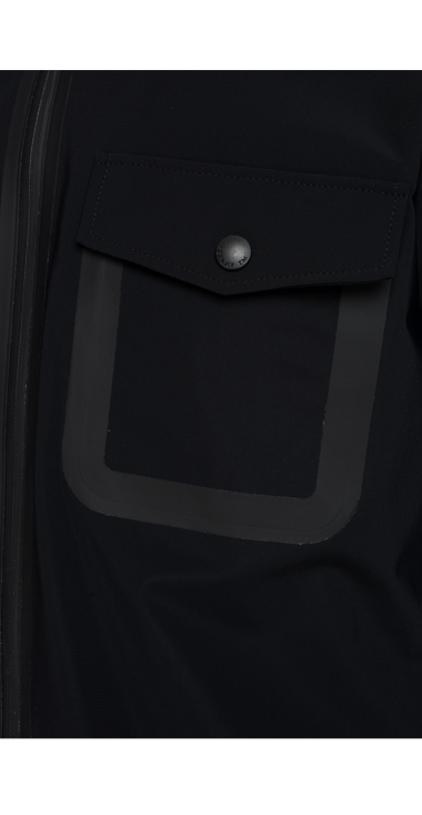 EVOFLEX JACKET WITH COLLAR