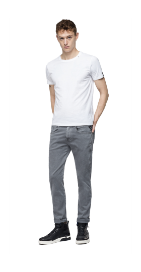 SLIM FIT HYPERFLEX ANBASS JEANS