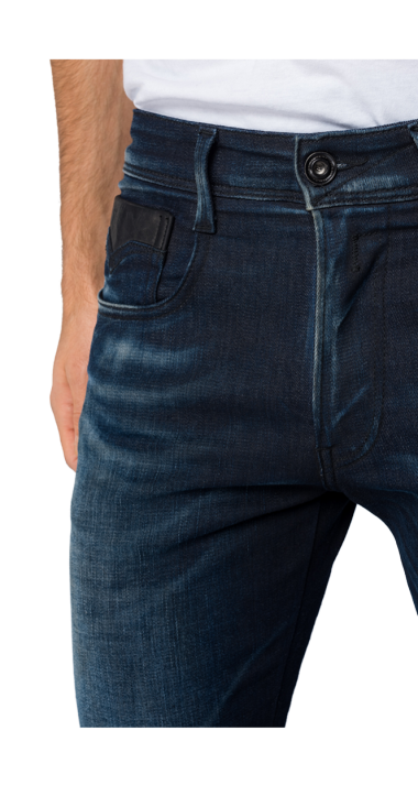 SLIM FIT ANBASS MAESTRO JEANS