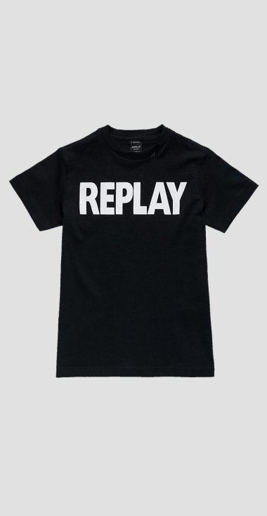 REGULAR FIT CREWNECK T-SHIRT