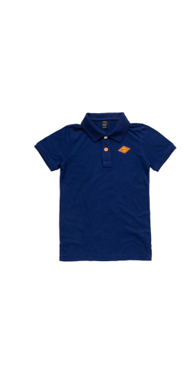 REPLAY POLO T-SHIRT IN COTTON