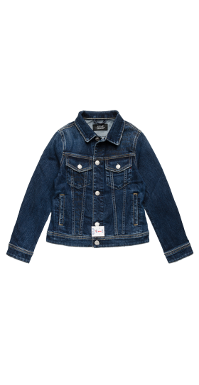 REPLAY AGED 1 YEAR DENIM JACKET