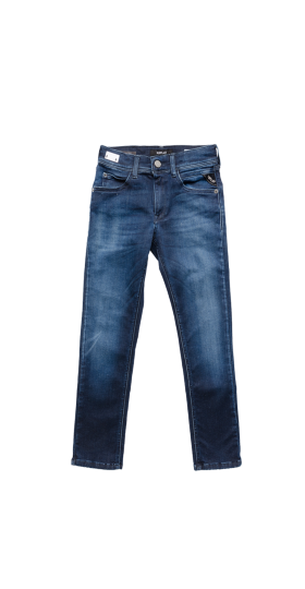 SUPER SLIM FIT WALLYS HYPERFLEX CLOUDS JEANS