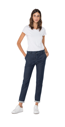 HYPERFLEX CHINO BETTIE JEANS