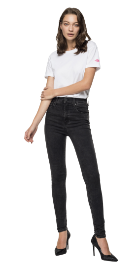 Skinny fit Leyla jeans