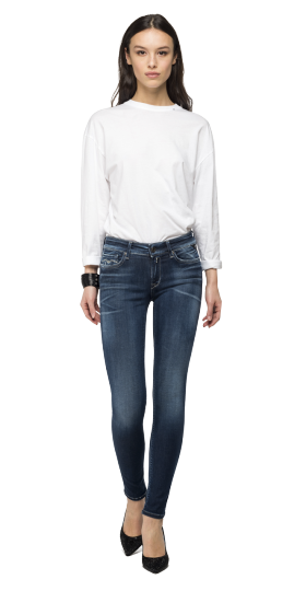 Skinny fit Hyperflex Bio New Luz jeans