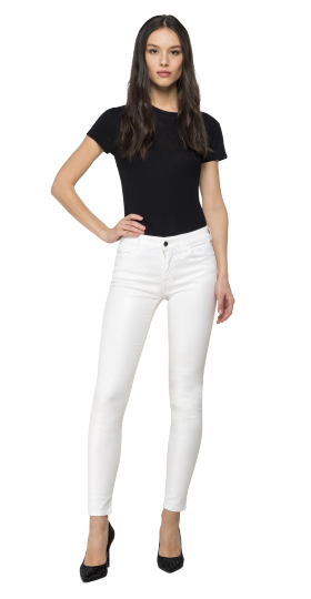 Skinny fit New Luz jeans