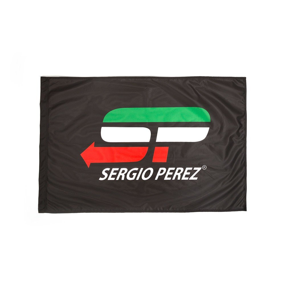 Bandera Checo Pérez 2017 / 2017 Checo Perez Flag