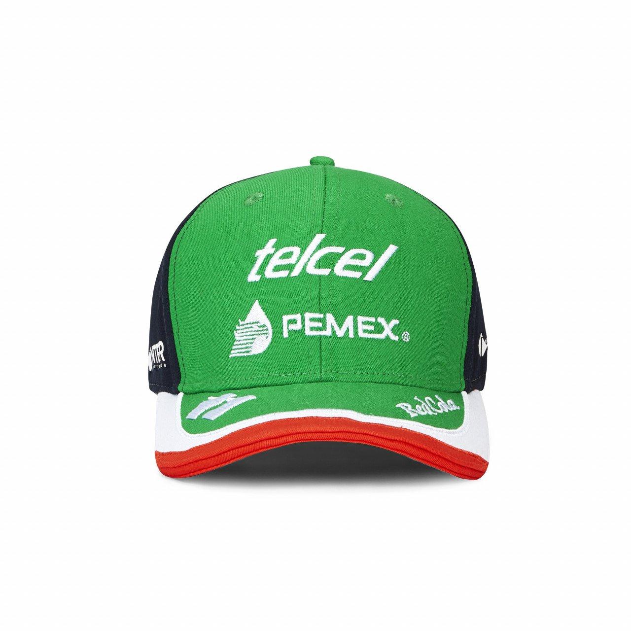 Gorra México GP 2019 Autografiada