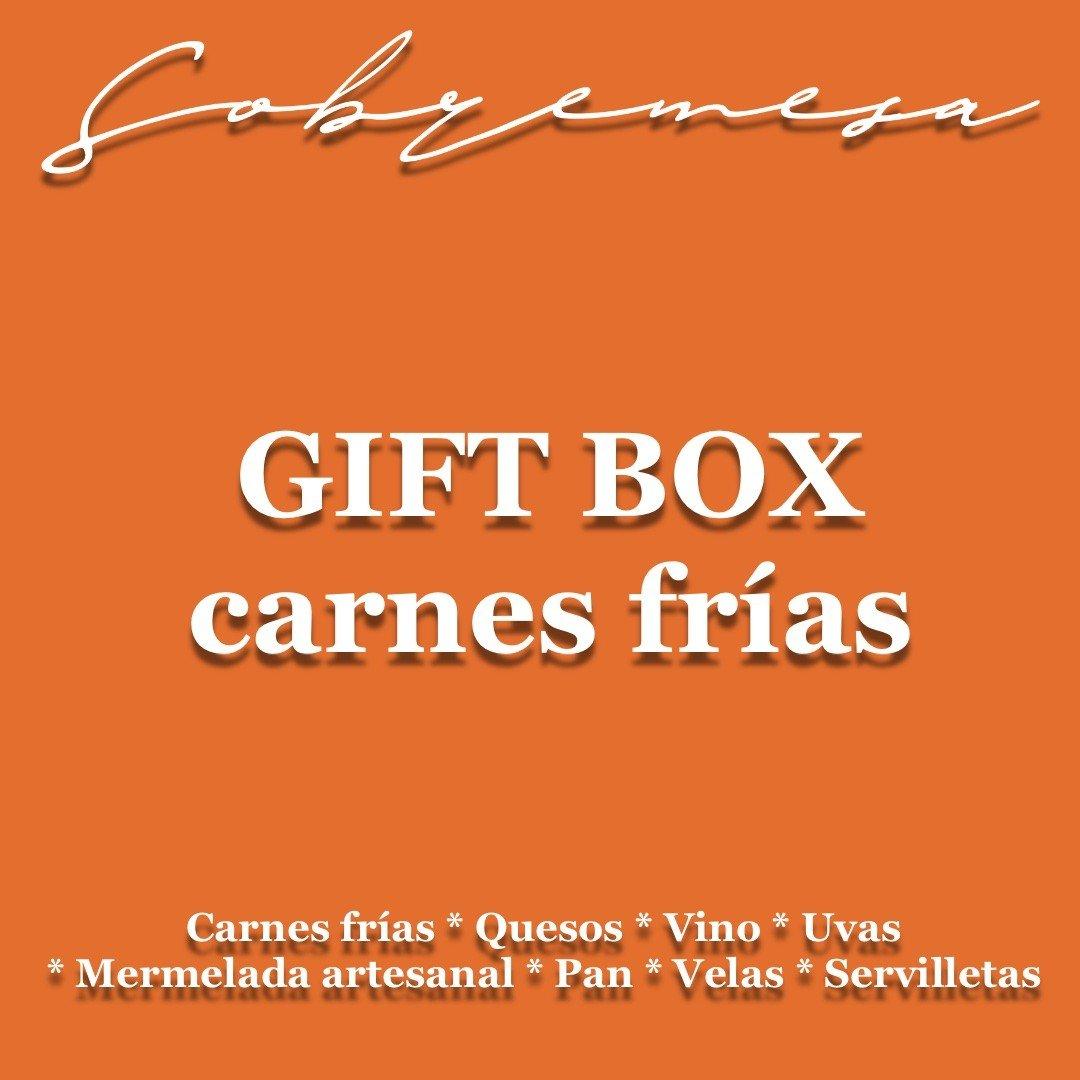 GIFT BOX CARNES FRÍAS - desde