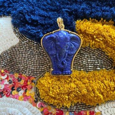 Lapis Lazuli - Talia Lanz Shop