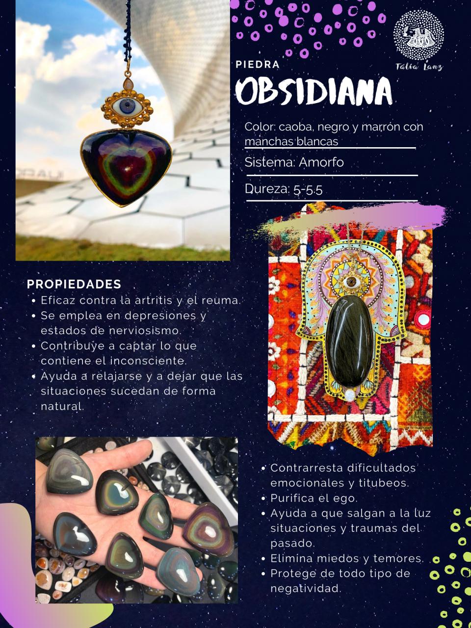 arte de obsidiana