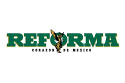 Logo El Reforma